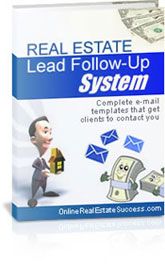 Real Estate Follow-up System